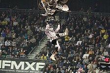 NIGHT of the JUMPs - Was ist FMX?: Die Geschichte des Freestyle