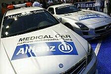 Formel 1 - Der Sicherheit zuliebe: Mercedes GP gewinnt Allianz als Partner