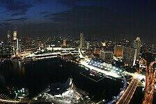 Formel 1 - Die Formel 1 hat sich angepasst: F�nf Jahre Singapur