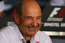 Formel 1 - Perez stach Maldonado aus: Sauber weiter ohne Verkaufspl�ne