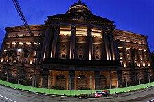 Formel 1 - Auftritt vor dem Singapur Grand Prix: Hamilton mit Show-Run in Mumbai