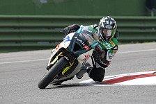 Bikes - WSS - Suriano mit Iannuzzo und Triumph in SSP