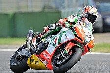 Superbike - F�r das Leben unterschrieben: Biaggi best�tigt Vertrag bei Aprilia