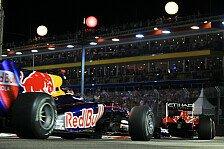 Formel 1 - Zeit zum Nachtschw�rmen: Singapur GP: Alles Wissenswerte im �berblick