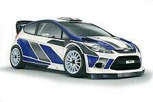 WRC - Eine neue Epoche f�r Ford: Ford stellt Fiesta RS WRC vor