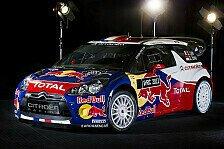 WRC - Design sticht ins Auge: Citroen DS3 WRC offiziell pr�sentiert