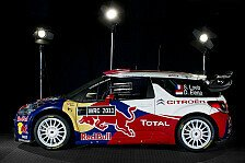WRC - Loebs Neuer: Video - Pr�sentation: Citroen DS3 WRC
