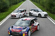 WRC - Citroen DS3 WRC - Pr�sentation