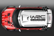 WRC - Eine echte Herzensangelegenheit: B�hne frei f�r den neuen MINI WRC