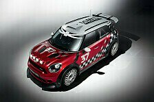 WRC - Mini Countryman WRC - Pr�sentation