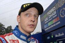 WRC - Er muss zu alter Form zur�ck finden: Saisonr�ckblick: Mikko Hirvonen