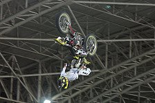 NIGHT of the JUMPs - Die Genialit�t in Person: Video: Libor Podmol 2009