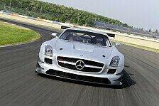 Mehr Motorsport - Black Falcon gewinnt: 24h Dubai - Dreifach-Sieg f�r Mercedes