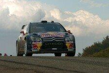 WRC - Rutschige Angelegenheit: R�ikk�nen landet im Graben