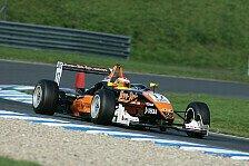 Formel 3 Cup - Perfekter Start in das Wochenende: Start-Ziel-Sieg f�r Markus Pommer im ersten Rennen