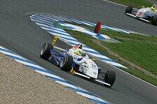 ADAC Formel Masters - Platz zwei bestes Saisonergebnis f�r Baumann: Farnbacher feiert ersten Saisonsieg