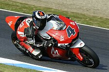 Moto2 - Mashel Al Naimi und Ricky Cardus: Cardus ins Katar-Team
