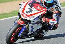 Superbike - Aufgezeigt und ab nach Estoril: Checa in Aragon schnellster