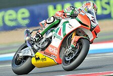 Superbike - Podest f�r Ducati zum Abschied: Biaggi gewinnt das Finale
