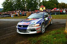 WRC - Lektion f�r Lektion: Hermann Gassner jun. lernt in Wales viel