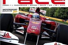 Formel 1 - Von Suzuka bis Abu Dhabi: Titelcheck im RACEmag: Wer wird Weltmeister?