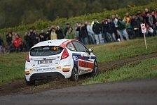 WRC - Eine der schwersten Rallyes: Riedemann nach starker Leistung gestoppt