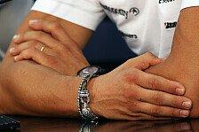 Formel 1 - Bilderserie: Michael Schumachers Armb�nder-Sammlung