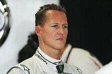 Formel 1 - Keine weiteren Statements geplant: Schumacher: Zustand weiterhin kritisch
