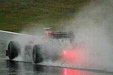 Formel 1 - Schwimmen statt fahren: Qualifying in Suzuka abgesagt