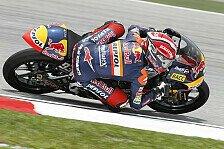 Moto3 - Clever gespielt: Und Marquez gewinnt auch in Sepang