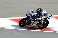 MotoGP - Der erf�llte Traum: Rossi siegt, Lorenzo Weltmeister