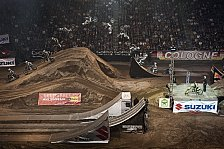 NIGHT of the JUMPs - Sieg in K�ln und Gesamtf�hrung: Brice Izzo gewinnt in K�ln