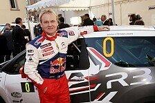 WRC - Unfall bei Gartenarbeiten: Philippe Bugalski ist tot
