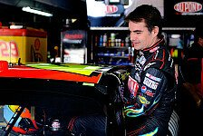 NASCAR - Alle vier Hendrick-Piloten starten aus der Top Ten : Jeff Gordon und Carl Edwards in Startreihe eins