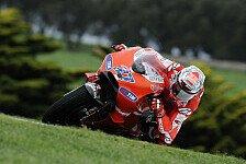 MotoGP - Die Konkurrenz demontiert: Stoner holt zum Geburtstag Pole in Australien