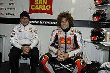 MotoGP - Melandri: Ein Rennen wie alle anderen: Simoncelli happy, Melandri sauer