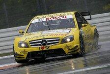 DTM - Mehr war nicht drin: Coulthard & Engel nicht ganz happy
