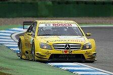 DTM - In Low-Speed-Sektoren konkurrenzf�hig: Coulthard hofft auf Top-Adria-Ergebnis