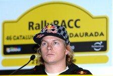 WRC - Auf Eis gelegt: R�ikk�nen Zukunft ungewiss