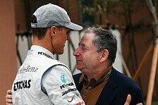 Formel 1 - Ab nach S�damerika: Schumacher & Todt: gemeinsamer Urlaub