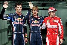 Formel 1 - Red Bull verspielt die WM: Briatore: Nur Katastrophe kann Alonso stoppen