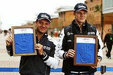 Formel 1 - Barrichello: Hülkenberg sollte in F1 sein