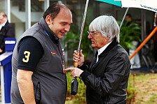 Formel 1 - Gelder aus Rum�nien, High-Tech aus Deutschland: Forza Rossa: Wer steckt hinter dem neuen Team?