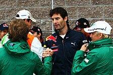 Formel 1 - Unglaublich motiviert: Kovalainen �berrascht von Webber-Aus