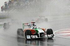 Formel 1 - F�nf Startpl�tze zur�ck: Strafen f�r Sutil und Buemi