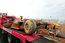 Formel 1 - Bilderserie: Korea GP - Die bisherigen Rennen in S�dkorea