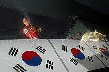 Formel 1 - Zeit f�r Fr�haufsteher: Korea GP: Alles Wissenswerte im �berblick