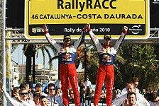 WRC - Stimmen zur Rallye Spanien