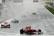 Formel 1 - Bilder: Korea GP - Rennen