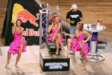 NIGHT of the JUMPs - Dreikampf um den Titel des europ�ischen FMX Cup : Finale des UEM Freestyle European Cup in Mannheim